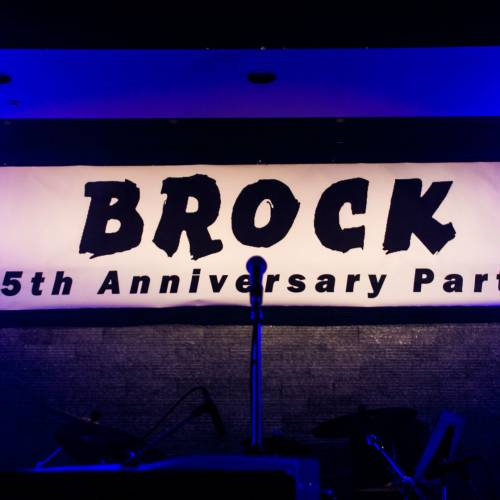 BROCK 5th Anniversary Party